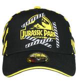 Universal: Jurassic Park Universal Jurassic Park Street Baseball Cap Black