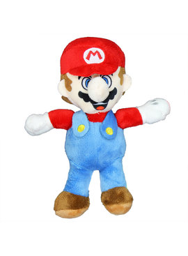 Super Mario Bros Nintendo Super Mario Bros Mario Soft Plush Toy Doll