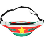 Suriname Suriname Vlag Fanny Pack Heuptasje Groen