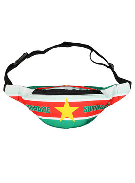 Suriname Suriname Vlag Fanny Pack Heuptasje