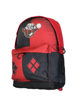 Harley Quinn DC Comics Suicide Squad Harley Quinn Adaptable Backpack