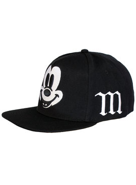 Mickey Mouse Disney Mickey Mouse Face Premium Snapback Cap Pet