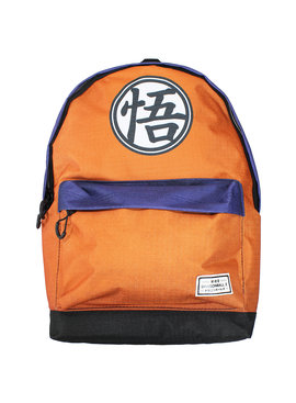 Dragon Ball Z Dragon Ball Z Symbol Backpack Rugtas