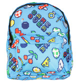 Game Over Game Over Backpack Rugtas Blauw
