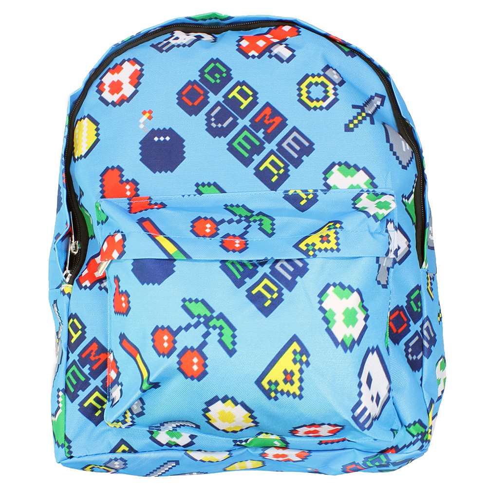 Game Over Game Over Backpack Blue