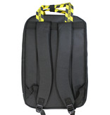 Jurassic Park Jurassic Park T-Rex Incoming Backpack Black / Yellow