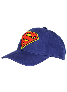 Superman DC Comics Superman Logo Adjustable Cap