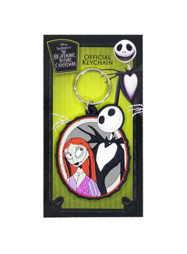 The Nightmare Before Christmas Disney The Nightmare Before Christmas Jack & Sally Sleutelhanger