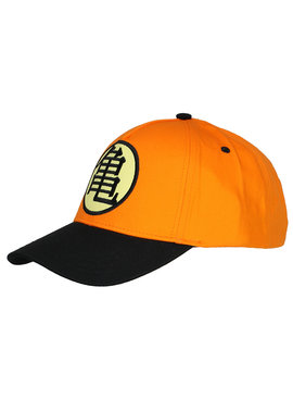 Dragon Ball Z Dragon Ball Z Kame Symbool Verstelbare Cap Pet