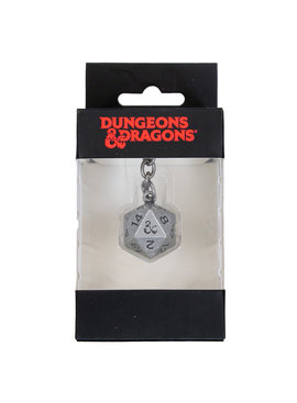 Dungeons & Dragons Dungeons & Dragons Dice 3D Metal Keychain