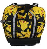 Pokémon Pokémon Pikachu All Over Print Backpack Rugtas Zwart / Geel