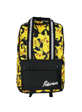 Pokémon Pokémon Pikachu All Over Print Backpack Rugtas