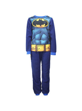 Batman DC Comics Batman Warm Fleece Kids Pajama