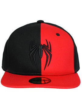 Spider-Man Marvel Comics Spider-Man 3D Logo Snapback Cap