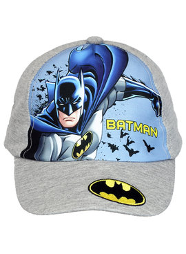 Batman Batman Adjustable Kids Cap Grey