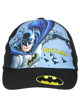 Batman Batman Adjustable Kids Cap Black
