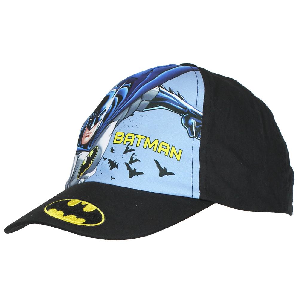 Batman Batman Adjustable Kids Cap Black