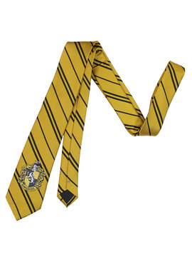 Harry Potter Harry Potter Hufflepuff Woven Logo Necktie