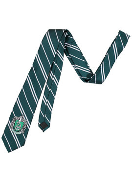 Harry Potter Harry Potter Slytherin Shield Geweven Logo Necktie Stropdas