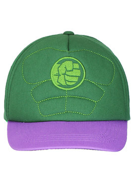 The Hulk Marvel Comics The Avengers Hulk Adjustable Kids Cap