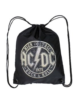 Band Merchandise ACDC High Voltage Gym Bag Koordtas