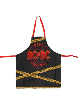 Band Merchandise AC/DC High Voltage Cooking Apron