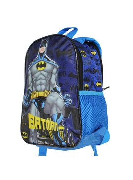 Batman DC Comics Batman Knight Reversible Kids Backpack Rugtas