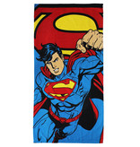 Superman DC Comics Superman Microfiber Beach Towel Blue / Red / Yellow