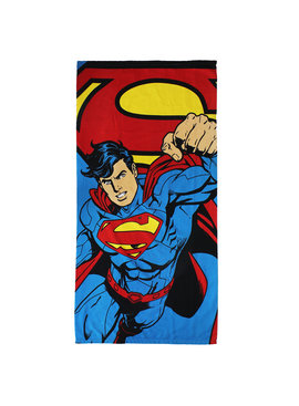 Superman DC Comics Superman Microfiber Badlaken Beach Towel