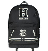 Harry Potter Harry Potter Hogwarts Luxury Backpack Black / White