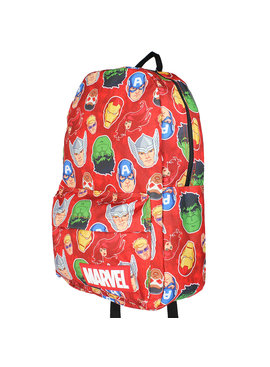 Marvel Comics Marvel Comics Characters All Over Print Backpack