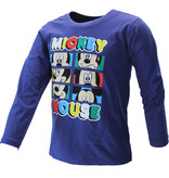 Mickey Mouse Disney Mickey Mouse Longsleeve T-Shirt Kids Paars