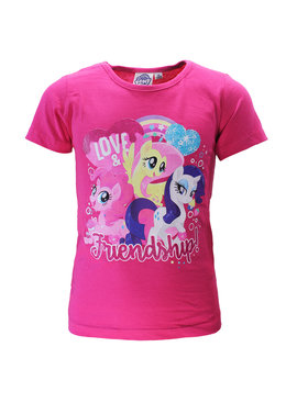 My Little Pony My Little Pony Kids T-shirt Donker Roze