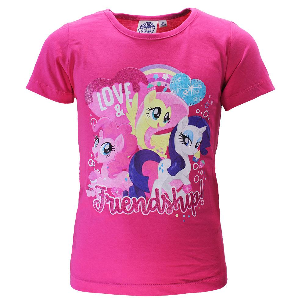 My Little Pony My Little Pony Kids T-shirt Donker Roze