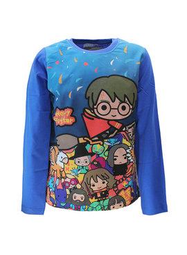 Harry Potter Harry Potter Chibi Print Longsleeve T-Shirt Kids