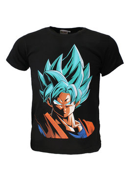 Dragon Ball Z Dragon Ball Z Son Goku Super Saiyan Kids T-Shirt