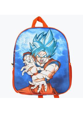 Dragon Ball Z Dragon Ball Z Kame 3D Kids Backpack Rugtas 31cm