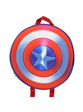 Captain America Marvel Comics Captain America Schild Rugtas