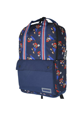 Super Mario Bros Nintendo Super Mario Bros All Over Print Backpack