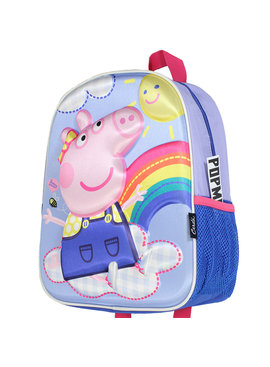 Peppa Pig Peppa Pig 3D Kids Backpack Rugtas