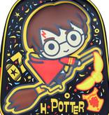 Harry Potter Harry Potter 3D Kids Backpack Backpack Black