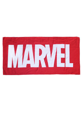 Marvel Comics Marvel Comics Logo Microfiber Beach Towel
