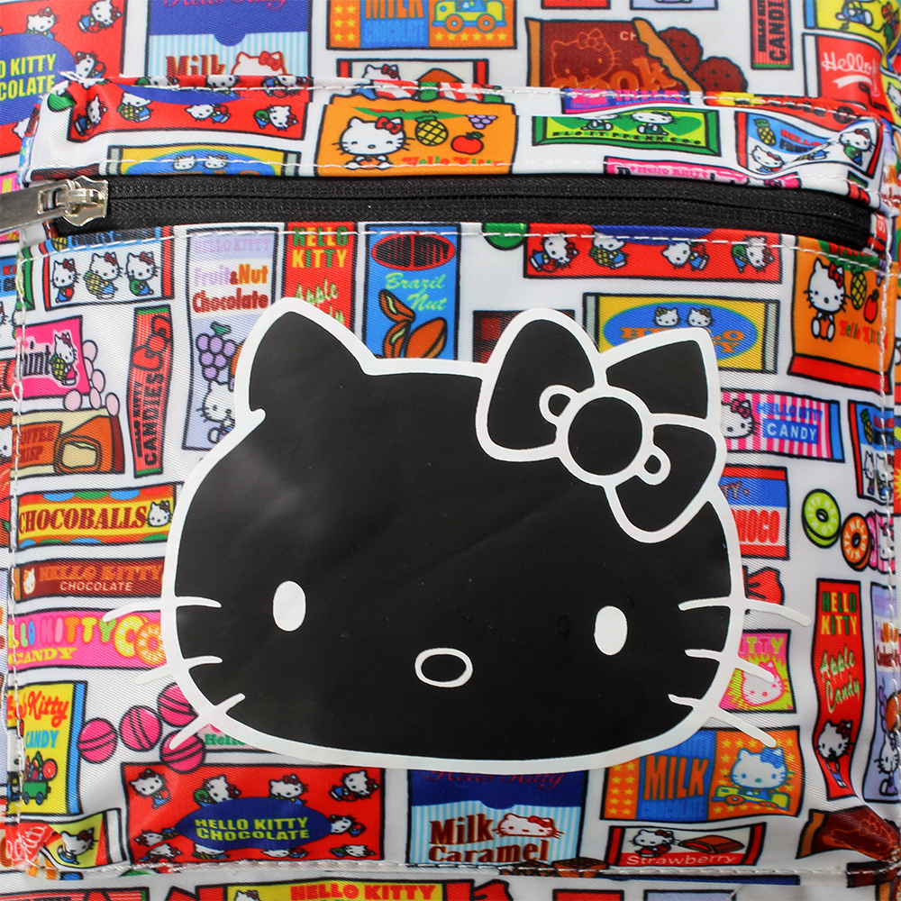 Hello Kitty All Over Print Backpack Rugtas Multicolor