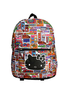 Hello Kitty All Over Print Backpack Rugtas