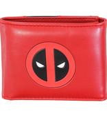 Deadpool Marvel Comics Deadpool Trifold Wallet Red