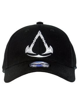 Assassin's Creed Assassin's Creed Valhalla TPU Symbol Verstelbare Baseball Cap Pet