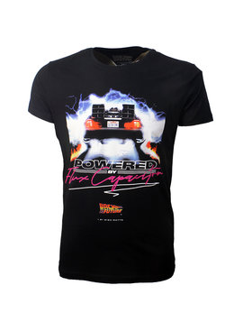 Back To The Future Back To The Future Flux Capacitor T-Shirt