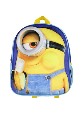 Despicable Me / Minions Minions Despicable Me Kids 3D Backpack Rugtas