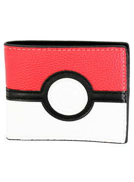 Pokémon Pokemon Pokeball Bifold Wallet Portemonnee