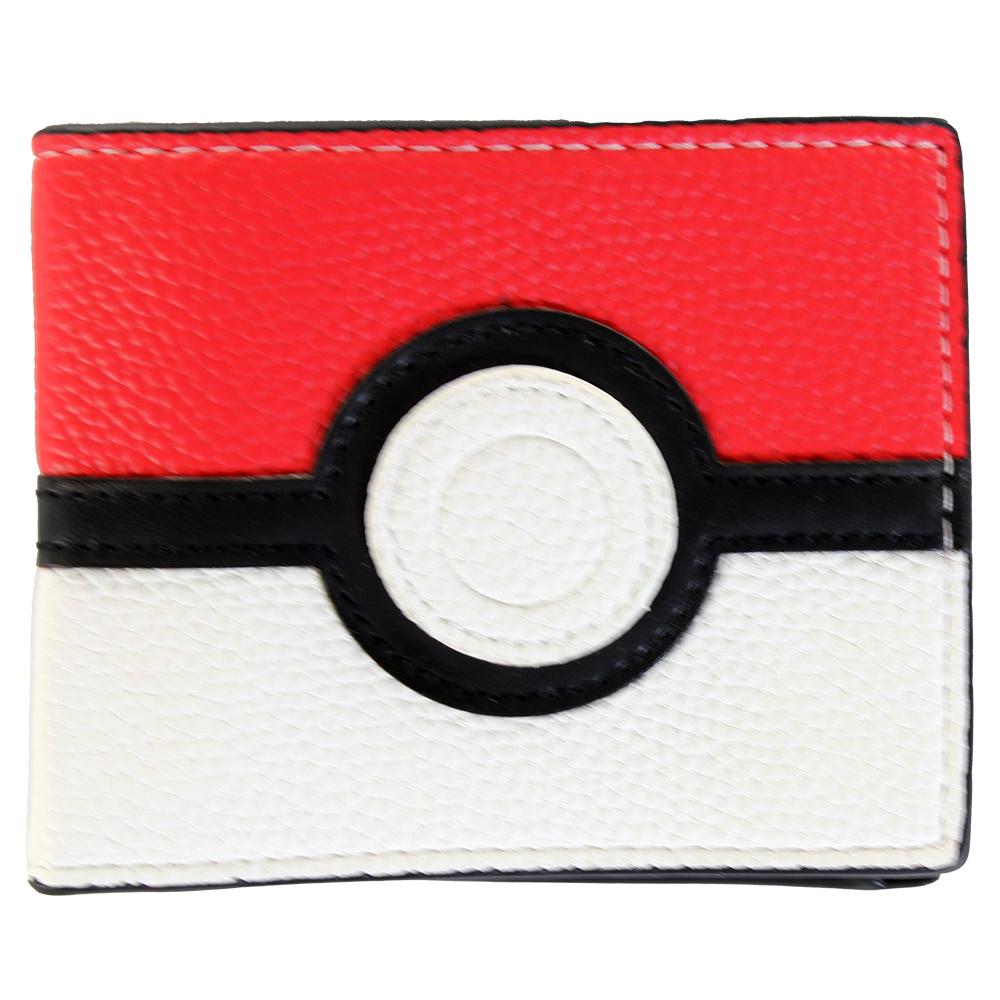 Pokémon Pokemon Pokeball Bifold Wallet Portemonnee Multicolor